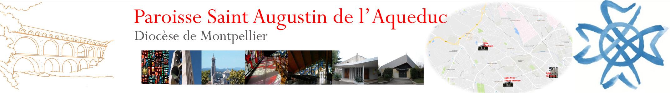 Paroisse Saint Augustin de l'Aqueduc – Montpellier